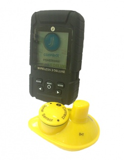 Эхолот JJ-Connect Fisherman Wireless 3 Deluxe